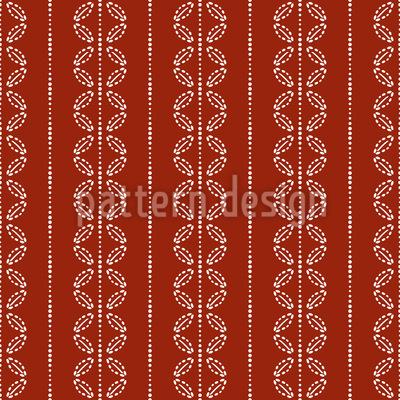 Leaf Stripes Vector Design