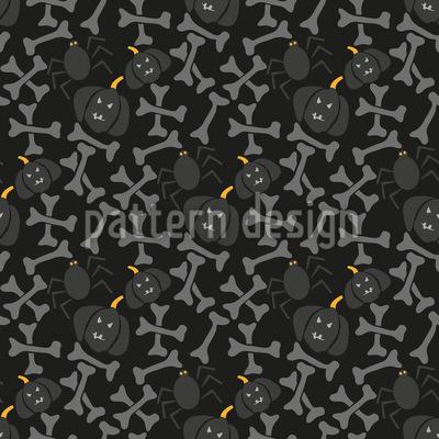 Halloween Spuk Vektor Design