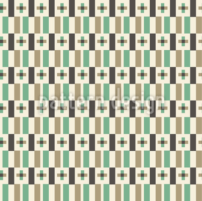Geometrie Stunde Muster Design