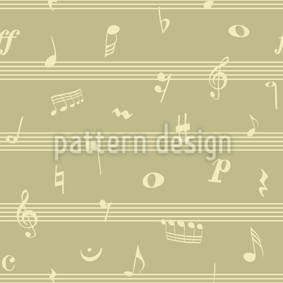 Psychedelic Jazz Pattern Design