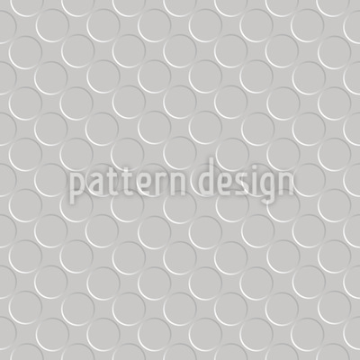 Metallic Relief Seamless Vector Pattern