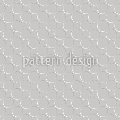 Metallisches Relief Nahtloses Vektor Muster