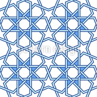 Arabic Art Pattern Design