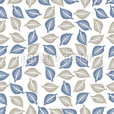 Leaves Collection Repeat Pattern