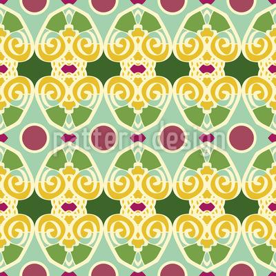 Klassik Reigen Vektor Muster