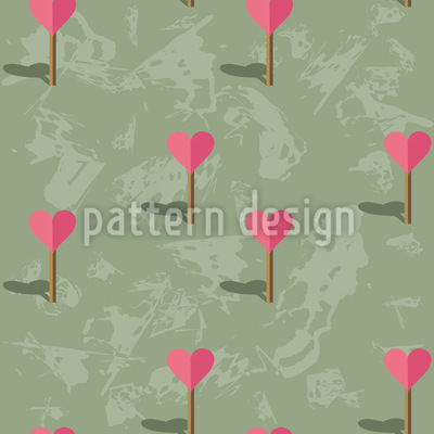 Place For Love Repeating Pattern