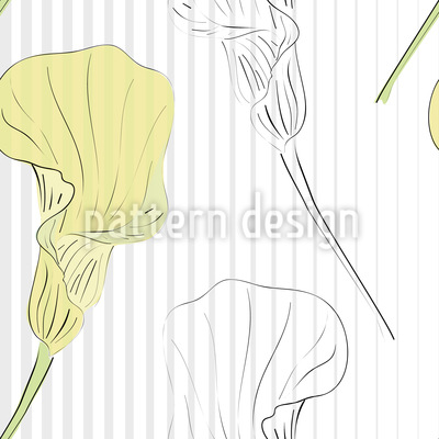 Calla Repeat Pattern