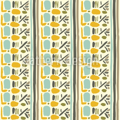 Inca Inspiration Vector Design