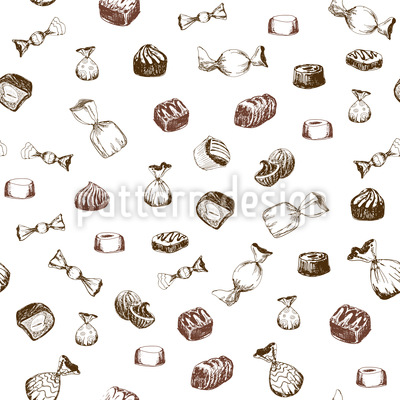Swiss Sweets Vector Ornament