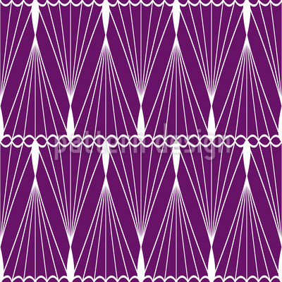 Thread Strings Pattern Design