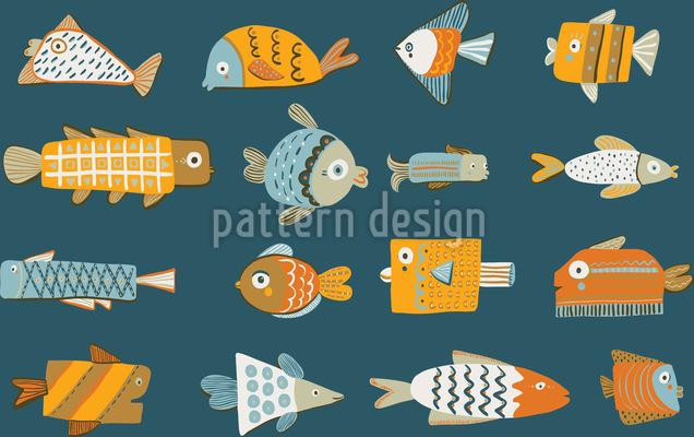 Lustige Fische Rapport