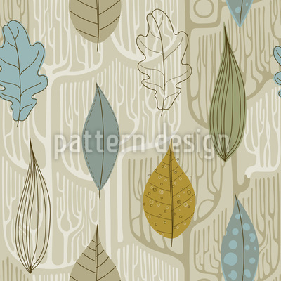 Trees And Leaves Design Pattern