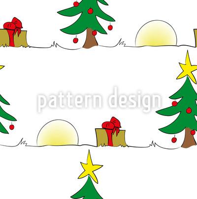 Heiligabend Designmuster