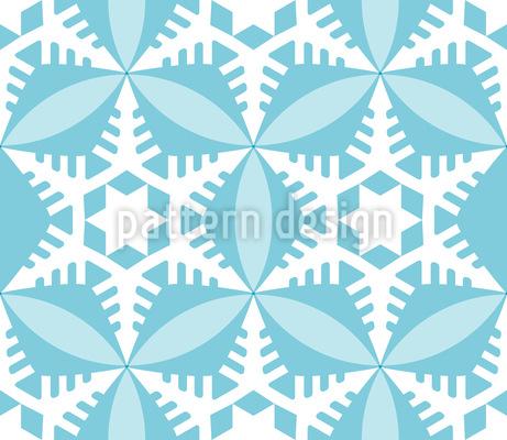Crystal Clear Paper Cut Pattern Design