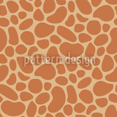 Giraffe Baby Repeating Pattern