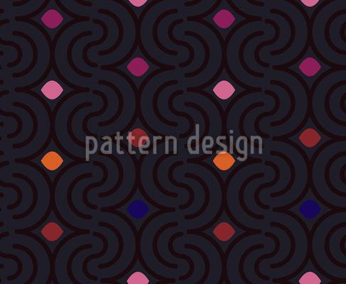 Zebra Pop Repeating Pattern