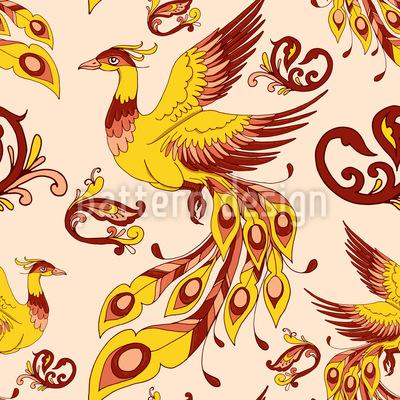 Feuervogel Designmuster