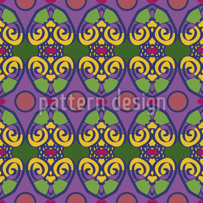 Charming Decor Repeating Pattern