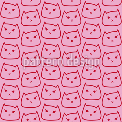 Kittens Kittens Pattern Design