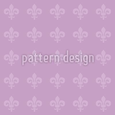 Fleur De Lys Artwork Vector Pattern