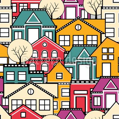 Cityscape Design Pattern