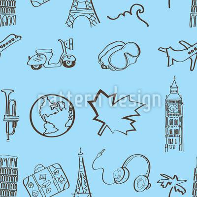 World Travel Pattern Design