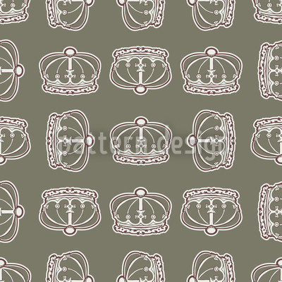 Corona Olive Pattern Design