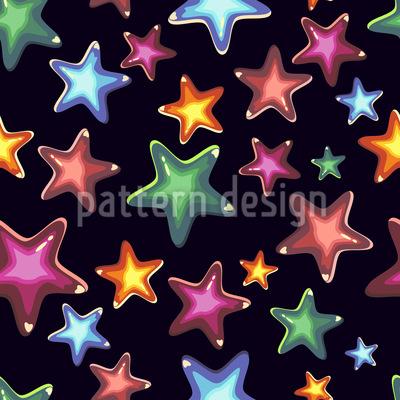 Stars Repeat Pattern