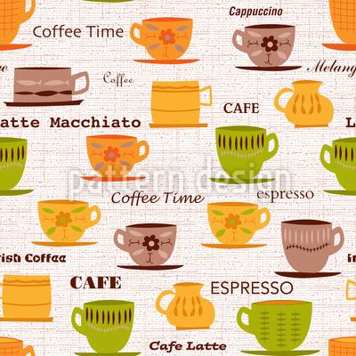 Meine Kaffeetassen Rapport