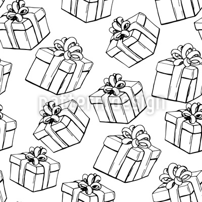 Gift Boxes Pattern Design