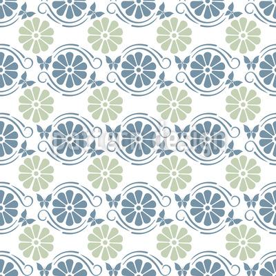 Floral Order Design Pattern