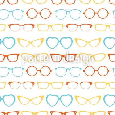 Hipster Glasses Repeat
