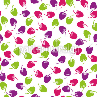 Tricolore Peppers Design Pattern